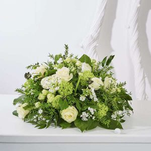 Bloemen uitvaart